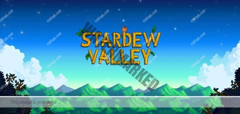 Stardew Valley 2021