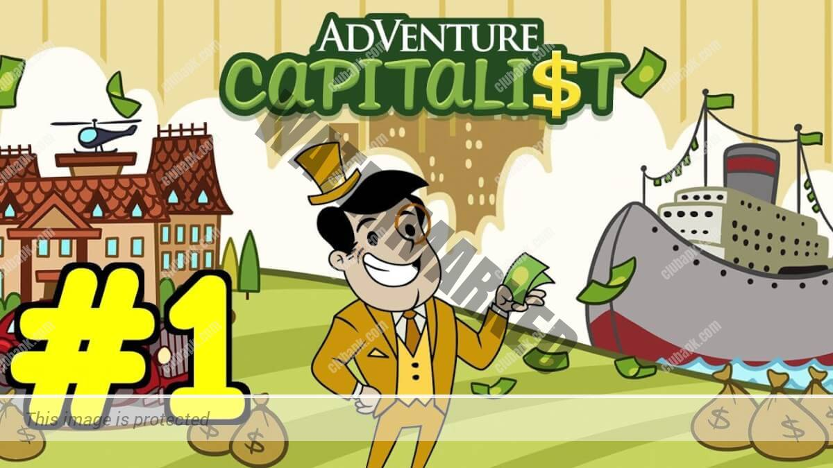 Adventure Capitalist Mod Apk gameplay screenshot 2