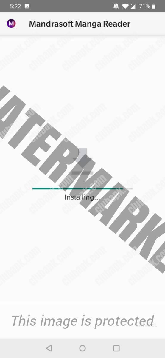 Mandrasoft installing