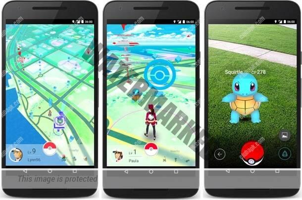 Related image of Pokemon Go