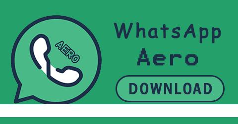 WhatsApp Aero 2021