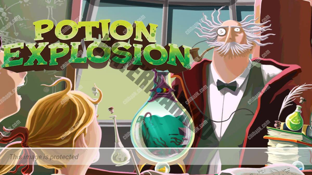 Potion Explosion Best android Games